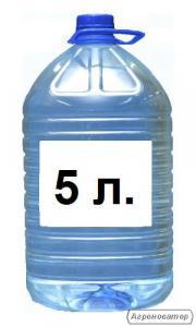 Найкращий спирт в Україні, молдовський, класа Люкс 96,6%, від 5 л.