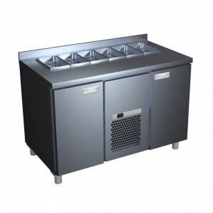 Холодильний стіл для салатів SL 3GNG