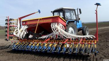Сівалки Вінничанка шириною захвату 2500 см. до 8000см. від 5180 EUR