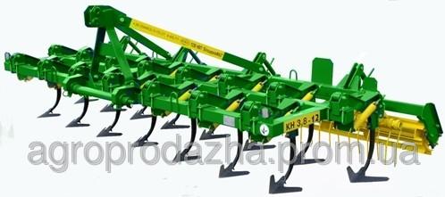 Культиваторы навесные КН-2,8. Агрегатируется с тракторами, л.с.  40...60
