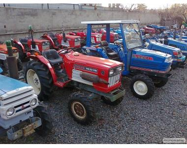Японські міні-трактори