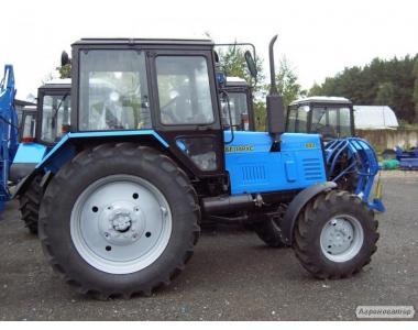 Трактор Беларус 892 (2015 р. в) під виплату