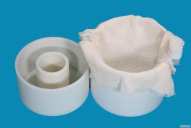 Форма для сиру твердого круглого