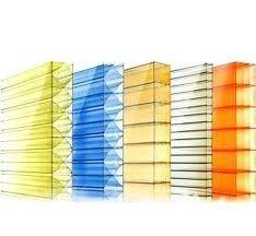 Полікарбонат сотовий (стільниковий) SOTON  кольоровий 6000х2100х20мм