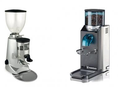 Кофемолки профессиональные. Италия