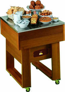 Стол нейтральный TABLE  75 SP