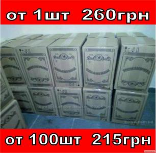ВОДКА ПШЕНИЧНАЯ 10 л - 260грн от 1 упаковки, коньяк, виски, Ельцин...