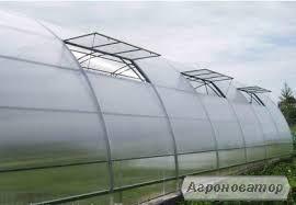 Теплиці з полікарбонату від виробника