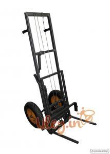 Апилифт «М-1″— пасечная тележка-подъемник, усиленные колёса с подкачко