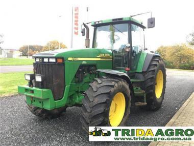 Трактор John Deere 8110 (2001)
