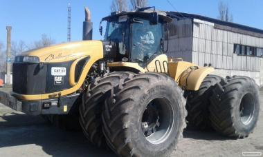Трактор CHALLENGER MT 975 B 2007 г.в.