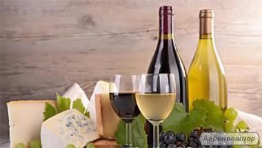 Вино домашнее (белое, красное)