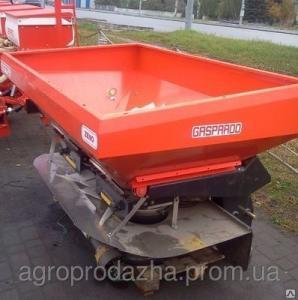 Agricultural Technics:Розкидачі мінеральних добрив Гаспардо (Gaspardo)ZENO18 ZENO32