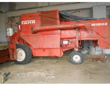комбайн зернозбиральний FAHR 1202