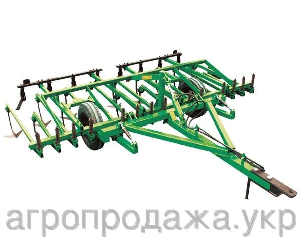Культиватор причіпний КПГ-4