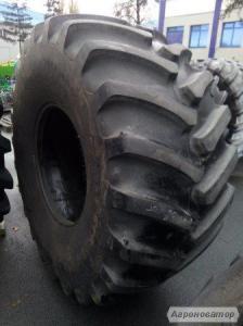 Шины б/у тракторные 900/60R32 MEGAXBIB MICHELIN 176A8/176B, автокамеры