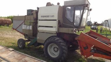 Комбайн зернозбиральний Fortschritt E514 1989р