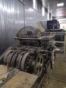 Машина для производства бумажных пакетов HOLWEG TITAN2