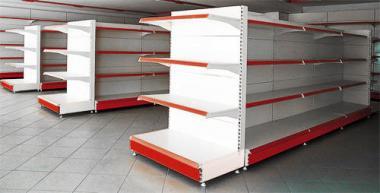 Торгові Стелажі. Стелаж металевий для магазинів і торгівлі (хлібні, овочеві/фруктові, складські)