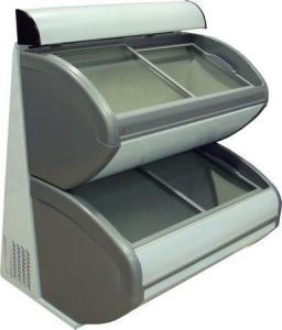 Морозильний лар дворівневий UDD 420 DDL