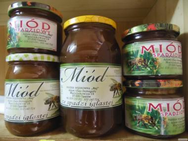 Мед ріпаковий