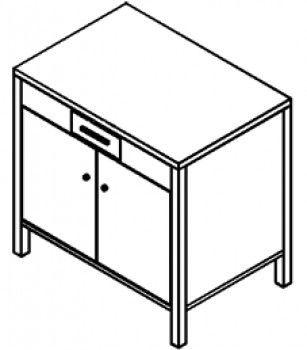Стіл для кавоварки СКМ 880