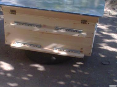 Вулик-лежак на 20 рамок.