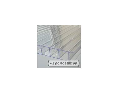 Теплица 3х8 из поликарбоната 6 мм