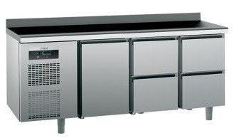 Стол холодильный Sagi KUEB4A (БН)