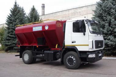 Завантажувачі сухих кормів ЗСК-Ф-15-02