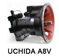Ремонт гідронасосів і гідромоторів UCHIDA