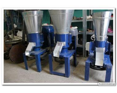 Гранулятор для комбікормів 100-120 кг/год