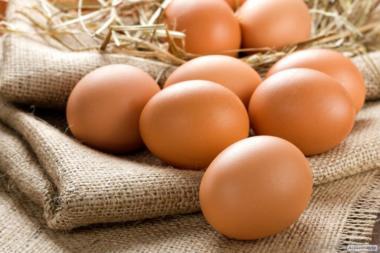 Яйца куриные фермерские