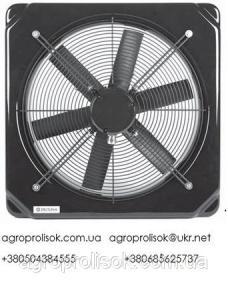Шахтний Вентилятор Deltafan 630/K/8-8/35/400