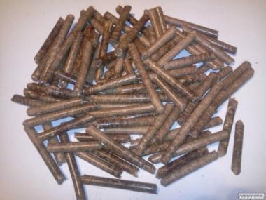 Продам сосновые пеллеты, 6 мм, упаковка биг-бег 1,1 т
