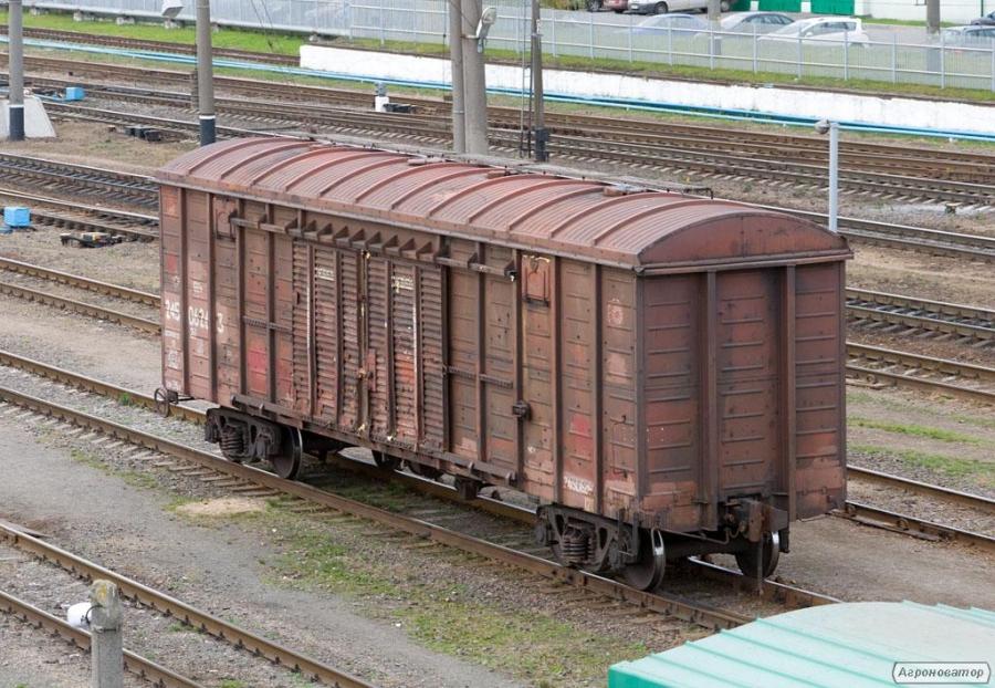 Подаємо власні вагони під завантаження