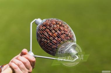 Ролл - инструмент для сбора фундука (лесного ореха)