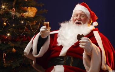 До нового року: горілка, коньяк, джин, віскі, ром, текилла