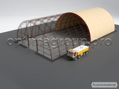 Строительство и ремонт зернохраилищ, ангаров, складов