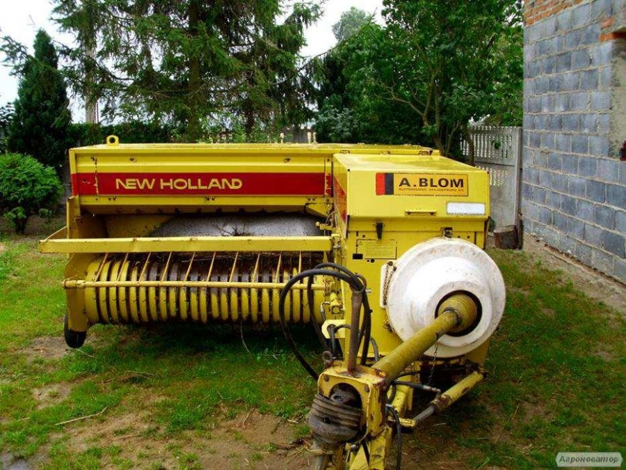 Пресс-подборщик / прес підбирач New Holland 940 / Тюкопрес 1.7м.