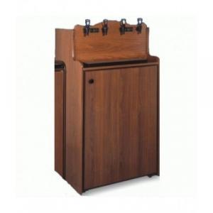 Шкаф холодильный для розлива вина Crystal CRW 400 P