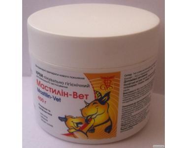 Крем «Мастилин-Вет» - лечение маститов, отеков, заболеваний кожи