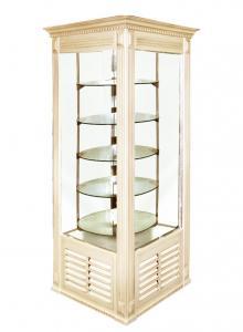 Холодильна шафа ШХСДп(Д)-0,5 «АРКАНЗАС R» Стиль ПРОВАНС (кондитерський)