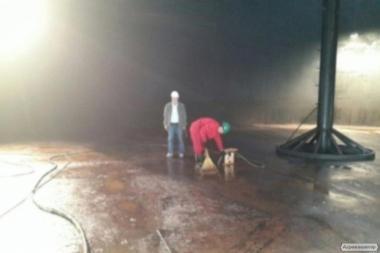 Зачистка мазутохранилищ на сахарных заводах