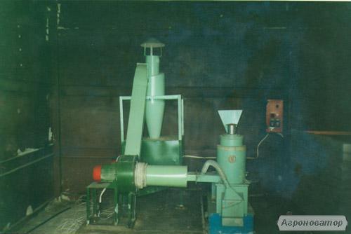 Машина шелушильно-шліфувальна МШШ-1