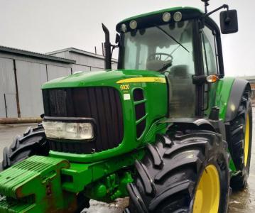 Трактор John Deere 6930 (2011) Premium