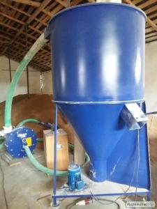 Кормосмеситель сместитель смеситель кормов дробилка дку кормосместитель