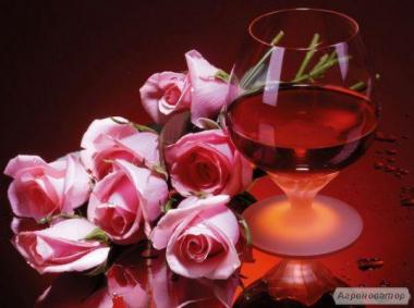 Незвичайні домашні вина фруктові (Полуничне, абрикосове, з троянд та ін