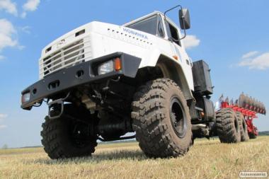 Продамо автотрактор МЕЗ-330 на шасі КрАЗ-6322