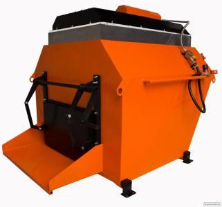 Рециклер асфальтобетона РА-500